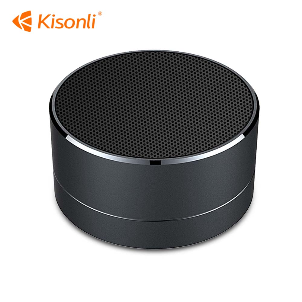 Cheap price Portable Mini Speaker Wireless Aluminum active speaker