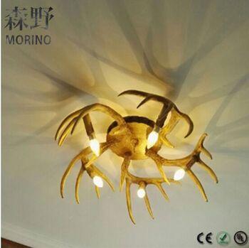 Zhongshan Deer Antler Design Led Suspended Concealed Ceiling Light