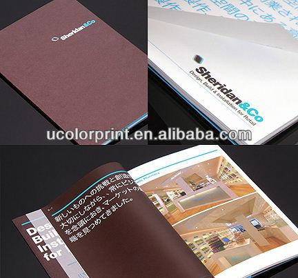 custom english story book made in china