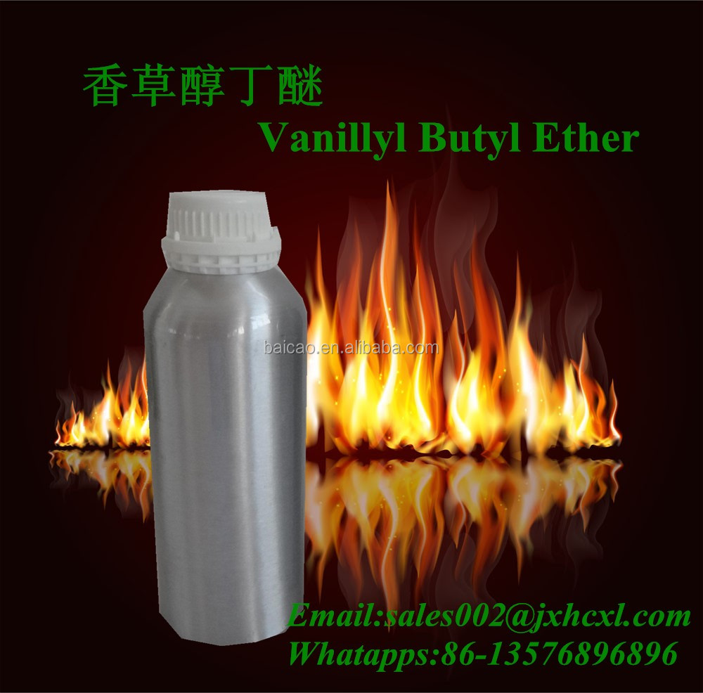 Fresh Stock Slimming Essential Oil Vanillyl Butyl Ether For Cosmetic Ingredients Liquid