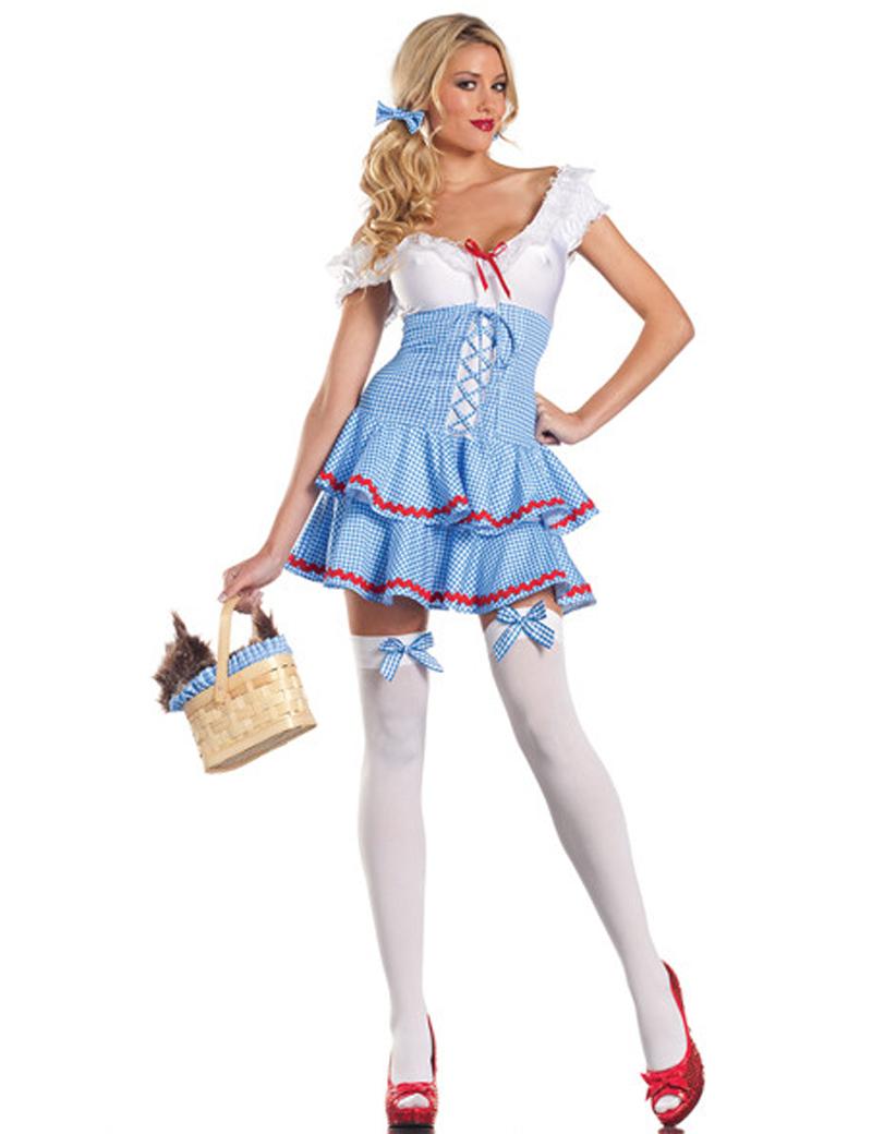 Good Moonight Maid Cosplay Halloween Lolita Cosplay Dress Girl Princess Lolita Costume Women Cinderella Dress Jade White Costumes & Accessories