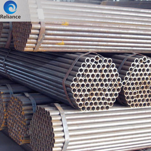 ASTM A106B welded erw black square steel pipe