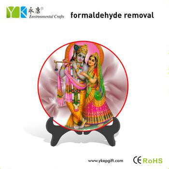 Religious Decorative Items Hindu Ethnic Costumes Man And Women