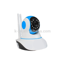 P2P IP Camera 720P HD WIFI Wireless Baby Monitor PTZ Security Camera ONVIF Cloud Night Vision Micro SD Card WIFI