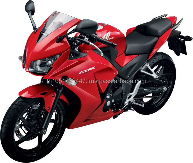CBR 300 Sport motorcycle made in Thailand