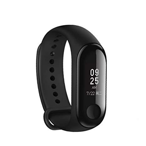 Hot Sale Original Xiaomi Mi band 3 Smart Wristband OLED Display 50M Waterproof Heart Rate Monitor Bracelet фото