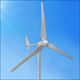 Home Wind Generator 2000w 48V/96V/120V Wind Turbine Power System