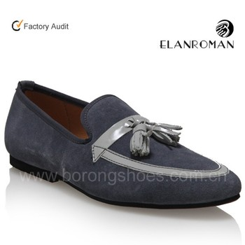 f28585d4a490d Fashion flat sole men casual shoes tassels design loafers boat shoes for men