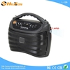 audio visual ball light speaker micro sd card usb portable speaker