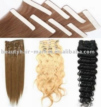 Different Types Human Hair Extension - Buy