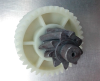 Custom Plastic Pinion Spur Gear Nylon Spur Gear