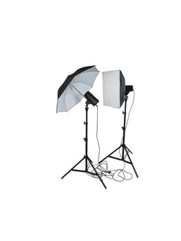 KN6210 Mini Studio Light Kit