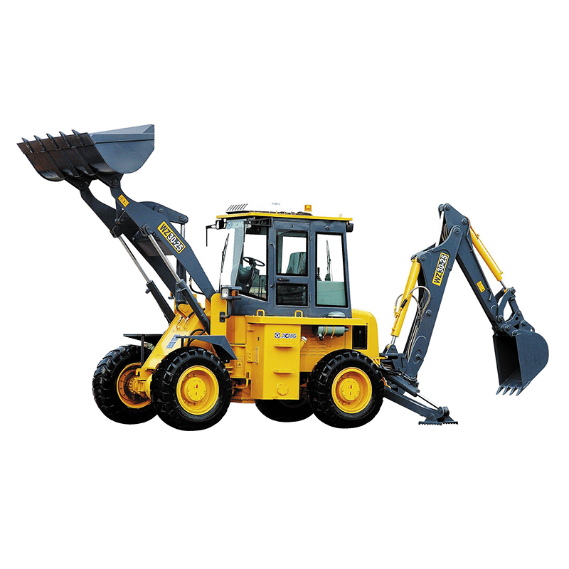 Famous brand and good quality XCMG backhoe loade WZ30-25