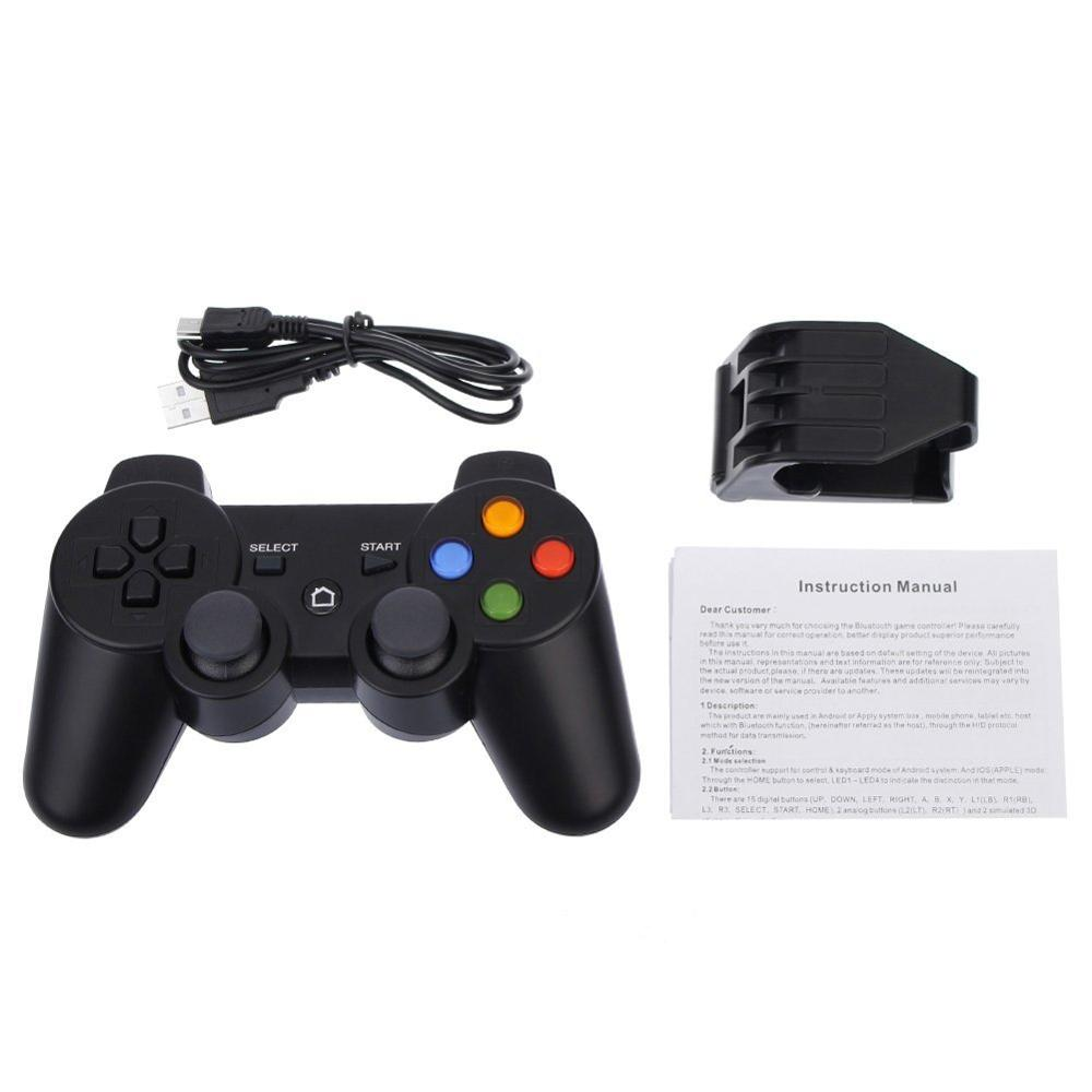 Wireless Bluetooth Game Controller for Computer PC Game Hardware Joystick Laptop Console Joypad Rechargeable Android Devices
