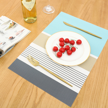 Stain Resistant Washable PVC Table Mats,Kitchen Table Mats