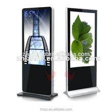 Digital Signage with Stand with Content Templates