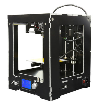 Wholesale Metal Option DIY Kit Reprap i3 3D Printer With Aluminum Extruder