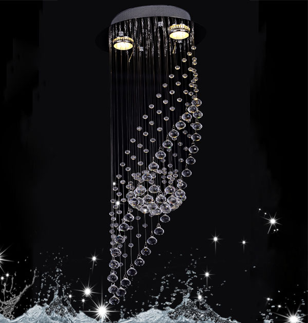 Buy cheap china crystal hanging chandelier products find china crystal chandelier prisms dy1309 2 small size elegant crystal hanging chandelier crystal lamp chandelier aloadofball Image collections