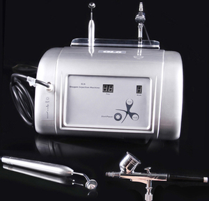 2 in 1 water oxygen spray and injection machine for beauty salon