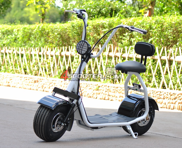 60v 1500w <strong>city</strong> coco lithium electric scooter