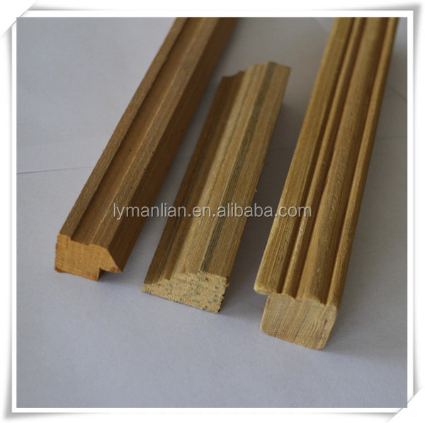 factory directly offer skirting board/wood decorative ceiling moulding/wooden ceiling design