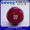 ELITE-- Factory direct sale size 5 pvc leathered soccer ball football with customized logo and printings