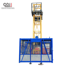 Temporary Construction Lift, Temporary Construction Lift