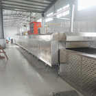 Hot air tunnel Oven for baking bread cake biscuit Hot air tunnel furnace