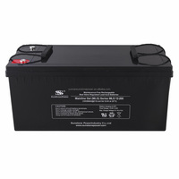 Deep Cycle Solar Battery 12v 200ah GEL Battery for Super Long Life