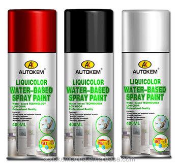 Eco friendly multi purpose spray paint acrylic paint 400ml for Ecos organic paints