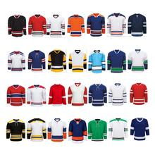 Blank Ijshockey <span class=keywords><strong>Jersey</strong></span> Voor Team Kan Custom