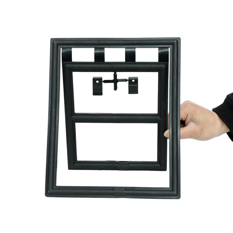 Weatherproof doors bottom seal strip insulation draft stopper