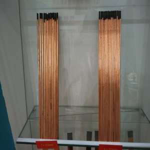 Round Copper Coated Gouging Carbon Electrode 8*305mm