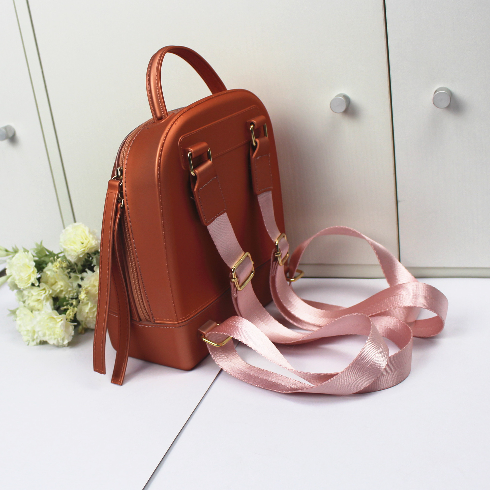 2019 New Arrivals  Free Sample Accept Wholesalers or Retailers for  jelly backpack