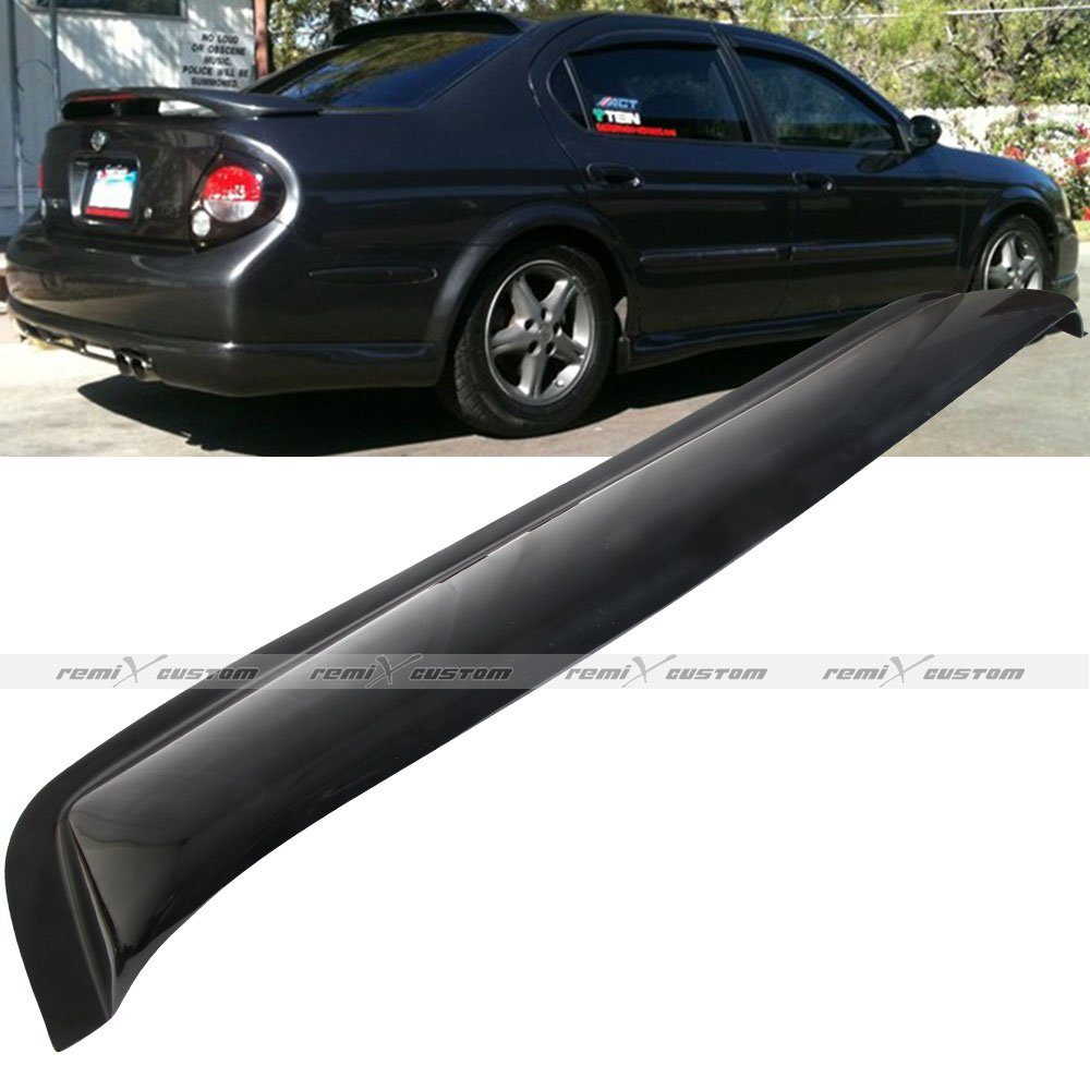 Buy 2001 2002 2003 Nissan Maxima Rear Roof Window Sun Rain Shade Guard Visor Spoiler Wing In Cheap Price On Alibaba Com