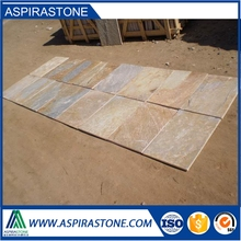 other natural stone cheap slate tile with beige split faced tiles