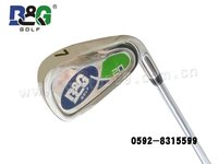 B&G High quality and Easy to use golf iron club