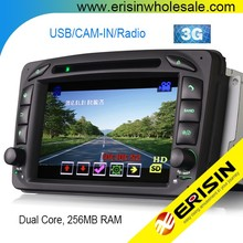 "Erisin ES7163B 7 ""Mercedes Viano Vito W639 Car <span class=keywords><strong>DVD</strong></span> Player GPS"