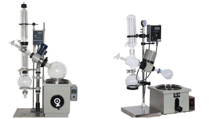 Laboratory distillation China vacuum 50L rotary evaporator price