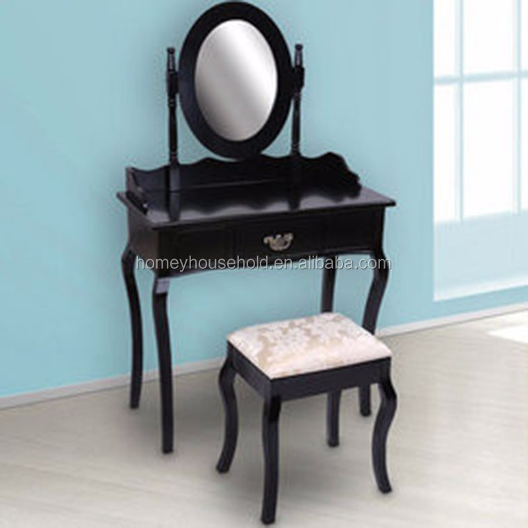 Makeup Vanity Dressers Wooden Furniture Bedroom Cosmetics