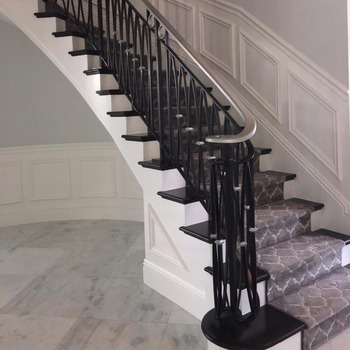 High Quality Iron Stair Railing Parts Balustrade Posts