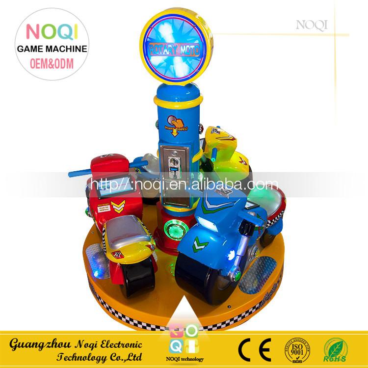Giostre A Gettoni Per Bambini Mini Merry Go Round Macchine Da Gioco