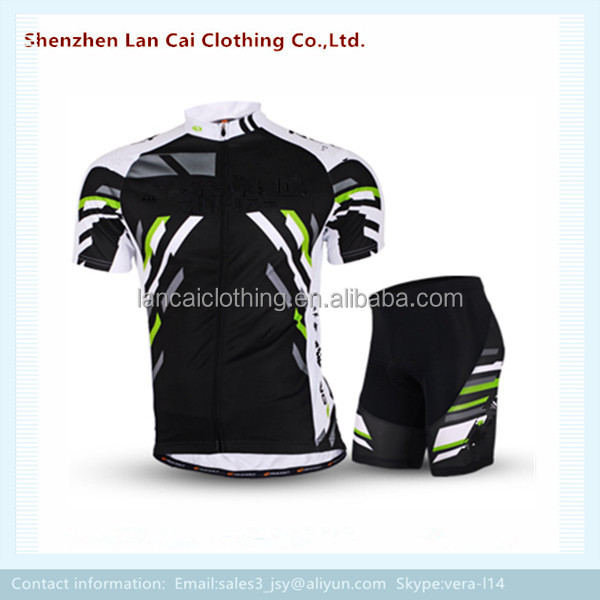 china manufacture sale direct cycling jersey uniforms