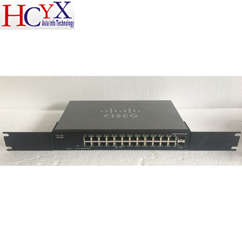 Cisco small business/Linksys Compact 24-Poort Gigabit Ethernet switch SG92-24