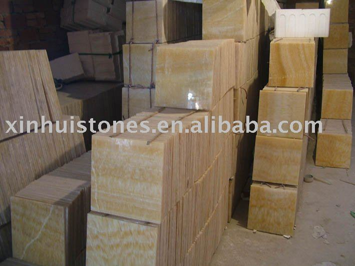 Honey Onyx Marble Tile,Marble Tile,Chinese Granite and Marble Tile,