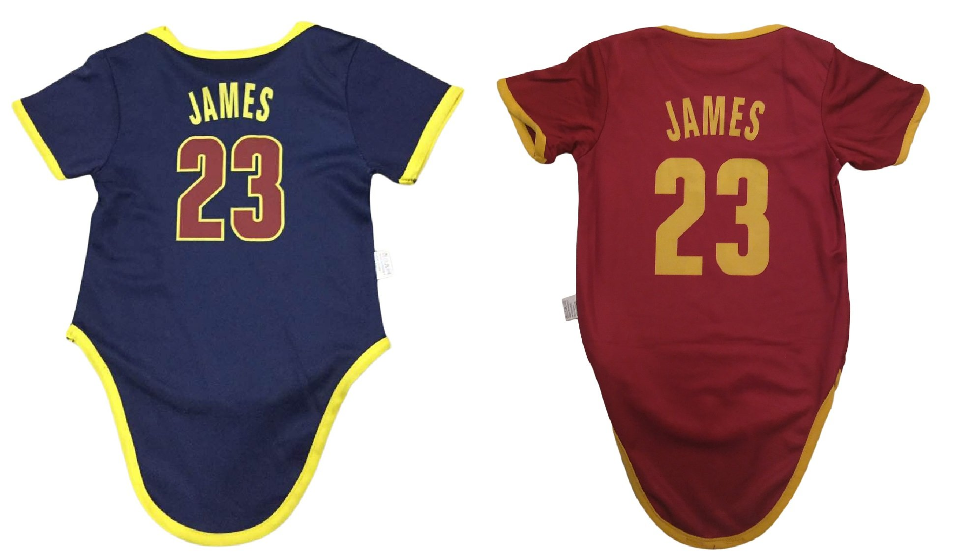 new style ad6fb 4298b Buy iSport Gifts James Basketball Jersey Lebron Baby Infant ...