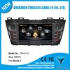 S100 Car DVD Player For Mazda 5 2010-2011 with GPS A8 Chipset 3 zone POP 3G/wifi BT 20 dics playing