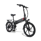 48V 350W electric bicycle 20LVXD30 folding high speed ebike 20 inch foldable electric bike china electric bike