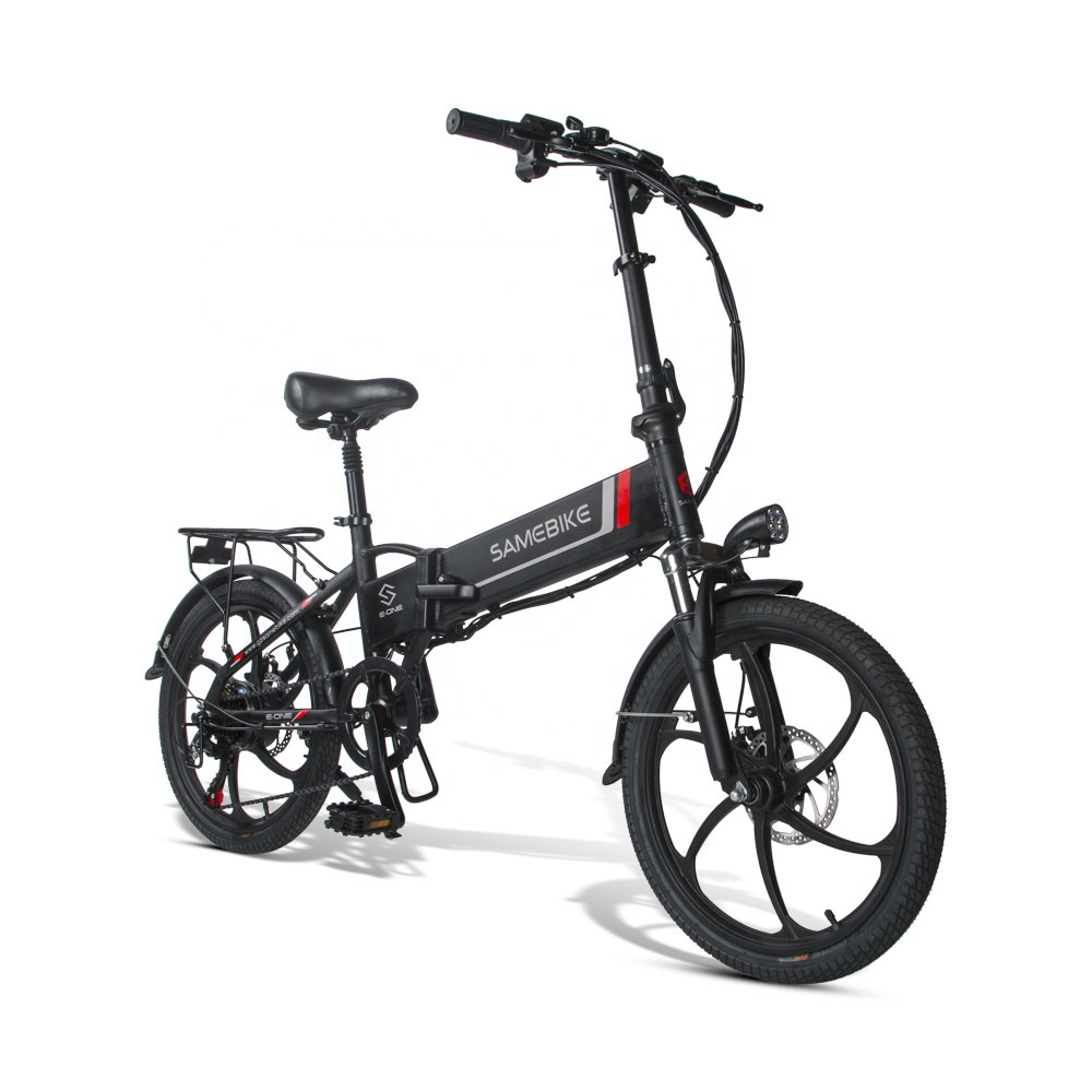 20 inch 48V 350W electric bicycle folding high speed foldable ebike 20LVXD30 electric folding bike