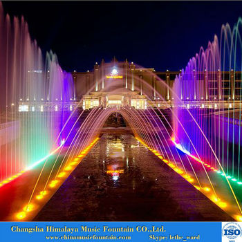 Outdoor Music Water Dancing Fountain With Changing Color In Cambodia - Buy  Music Fountain,Outdoor Music Water Dancing Fountain,Outdoor Music Water